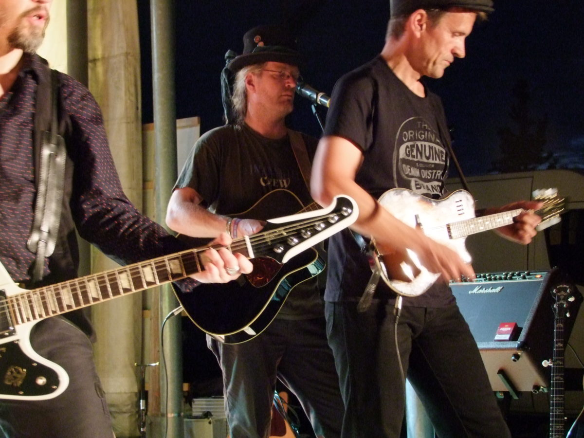 The Rogues From County Hell 2015 auf den Irish Days Leverkusen