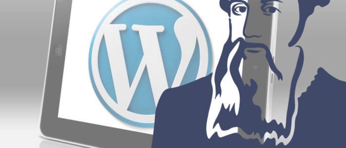 Abbildung WordPress und Gutenberg
